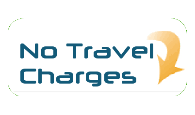 No Travel Charge*